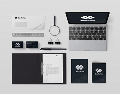 DevFarias - Identidade Visual