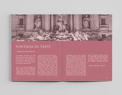 Tourist guide-Rome