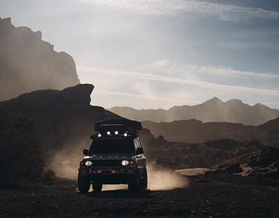 Roadtrip - Nevada