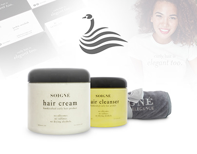 Soigné | Beauty Branding