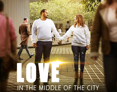 Love in the middle of the city