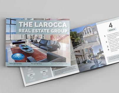 Real Estate Book Design for LaRocca Real Estate Group