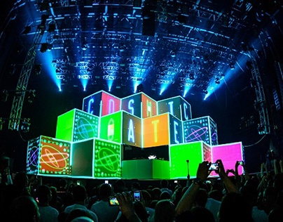 Trancemission | 3D mapping