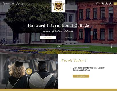 Harward International College