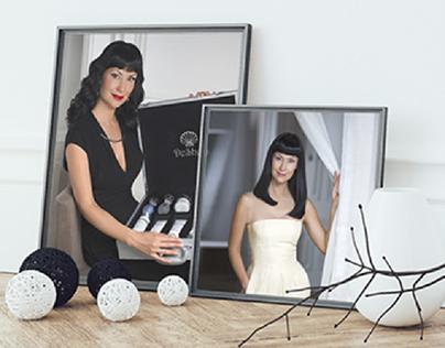 """Фотопроект """"новое лицо бренда"""" создание образа"""