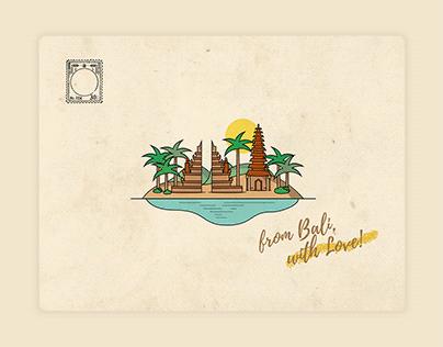 Postcard from Bali