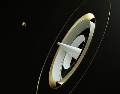 Golden Pin Design Award 2016 Opening Animation