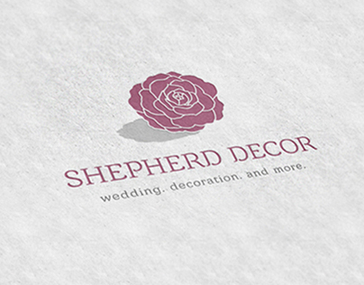 Shepherd Decor | logo design