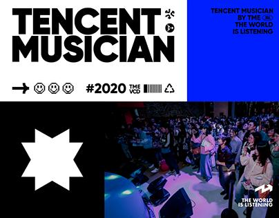 TENCENT MUSICIAN 2020