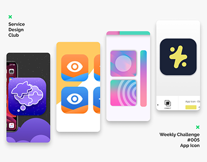 SDC Weekly Challenge #005 - App Icon