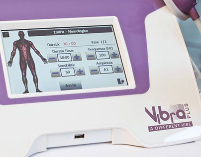 Vibra, electromedical machine