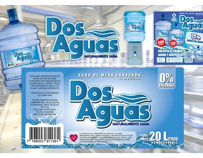 Branding Dos Aguas