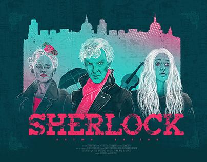 Sherlock BBc Tv Series