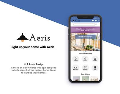 Aeris -UI & Brand Design