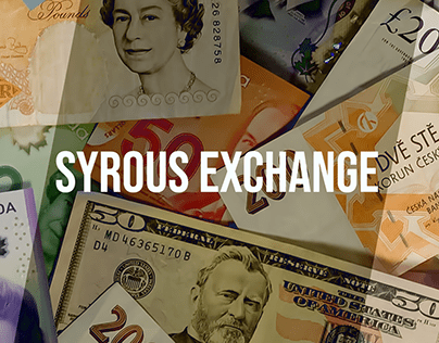 Syrous Exchange website promotion [2020]