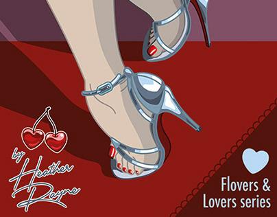 Design + Illustration for Flovers & Lovers series