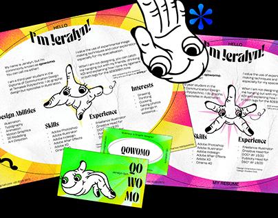 Personal Branding, Resume/CV