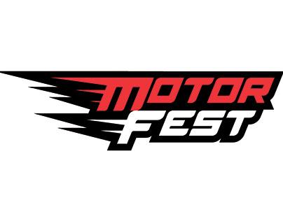 Логотип гоночного фестиваля Motor Fest