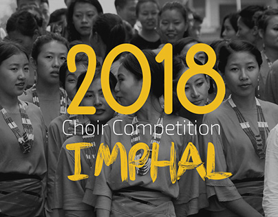 2018 Choir Competition Imphal