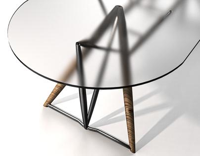 Noir Desk|Desk Design