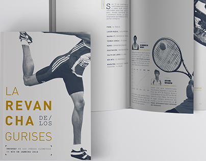 Editorial Booklet / Uruguay Olympics