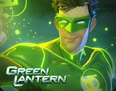 "Green Lantern ""FanArt"""