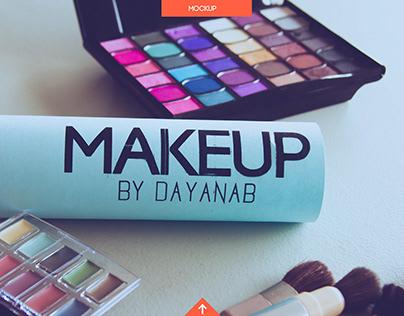 Dayana B. logotipo makeup