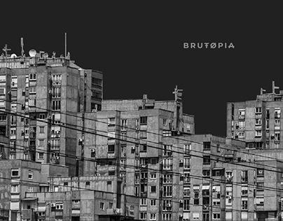 BRUTOPIA - Branding