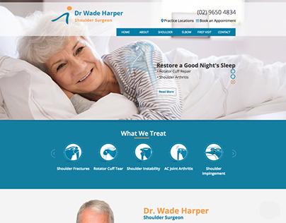 #Medical_Website_Design