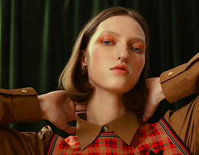 Vogue Hong Kong X Gucci Beauty