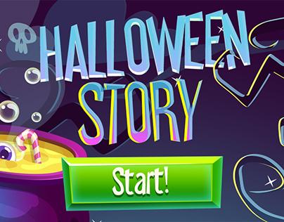 Halloween Story Full Game Pack