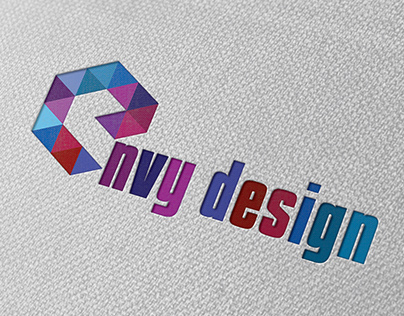 ENVY DESIGN! The Creative Branding Logo