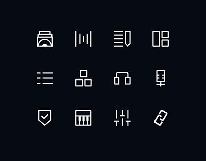 App Icons - Muso.AI