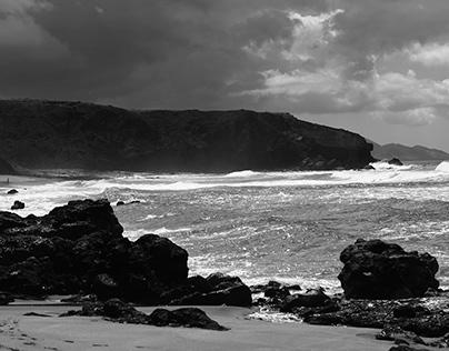 La Pared - Wild coast and it´s surfers