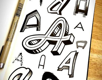 Alphabet Series (WIP)