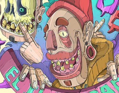 The Quimera Creative - El Ilustrador