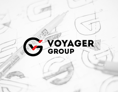 Voyager Group branding