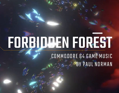 Forbidden Forest (Commodore 64 Game) Music Remake