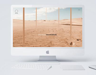 Giulia Filippi portfolio | Web Design