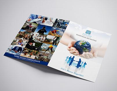 Home Plaza Two fold Brochure