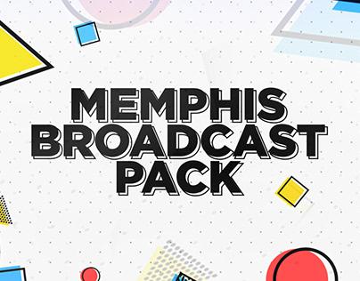 Memphis Broadcast Pack