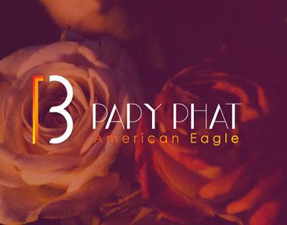Branding design: PAPY PHAT