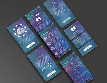 Mobile App Horoscope