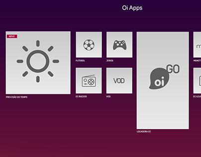 OI TV UI