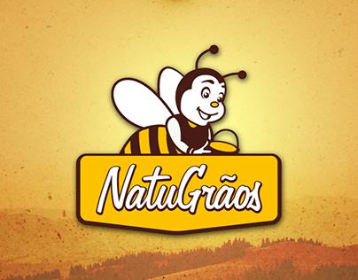 Identity redesign - NatuGrãos