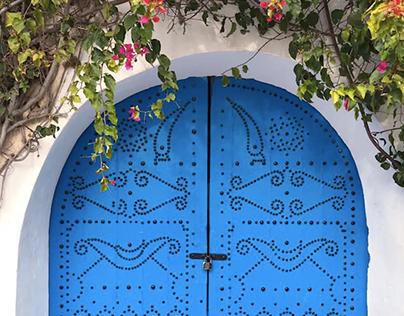 Doors of Tunisia (2020)