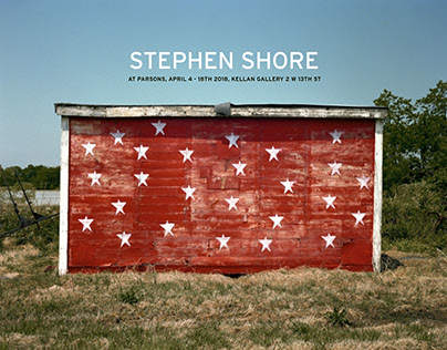 Stephen Shore Photography Posters