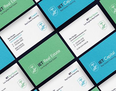 IET Real Estate Agency - Branding