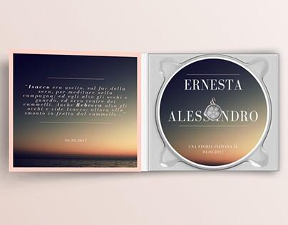 [CD/DVD Cover] Ernesta & Alessandro