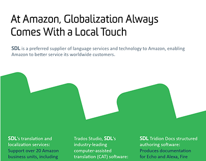 SDL Infographic for Amazon